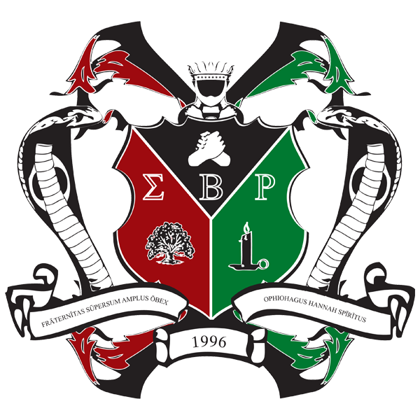 Sigma Beta Rho crest